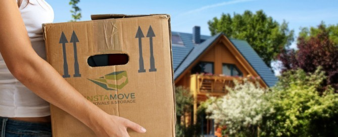 InstaMove can provide you with a quality large house removals service