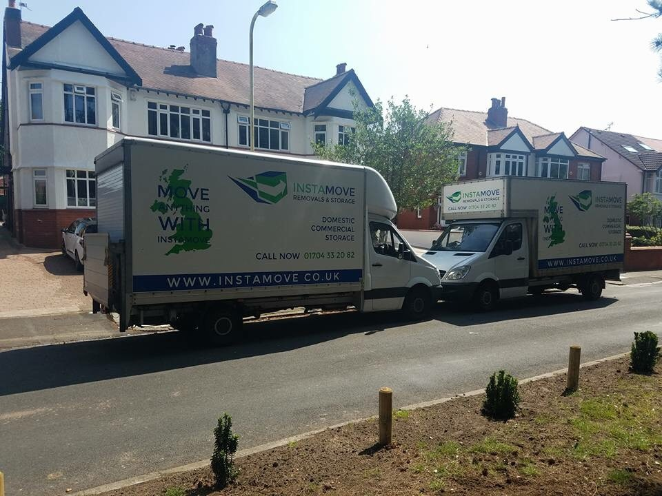 Planning a removal in Preston? A few points you might want to consider